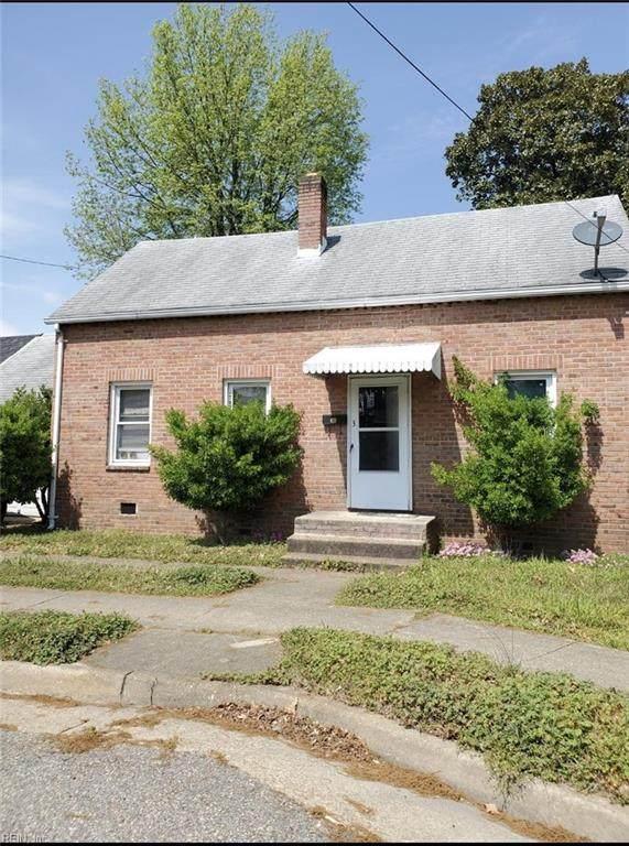 3 E Weaver Rd, Hampton, VA 23666 (#10383584) :: Crescas Real Estate