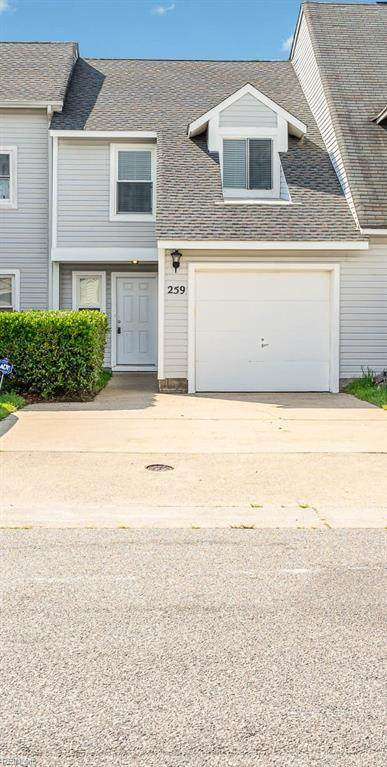 259 Mannings Ln, Virginia Beach, VA 23462 (#10383834) :: Abbitt Realty Co.