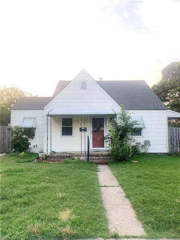 3557 Brest Ave, Norfolk, VA 23509 (#10384693) :: Atkinson Realty