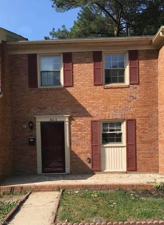 416 Hustings Ln E, Newport News, VA 23608 (#10386523) :: Rocket Real Estate