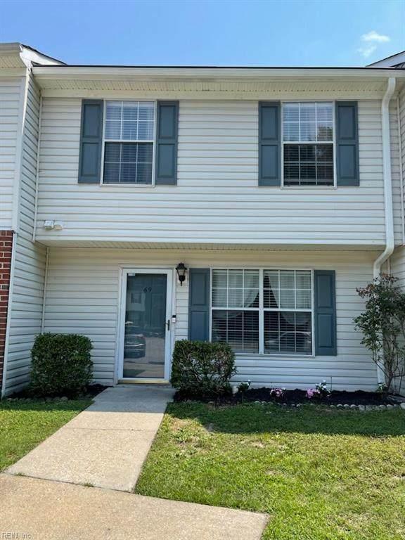 69 Terri Sue Ct, Hampton, VA 23666 (#10388774) :: Crescas Real Estate