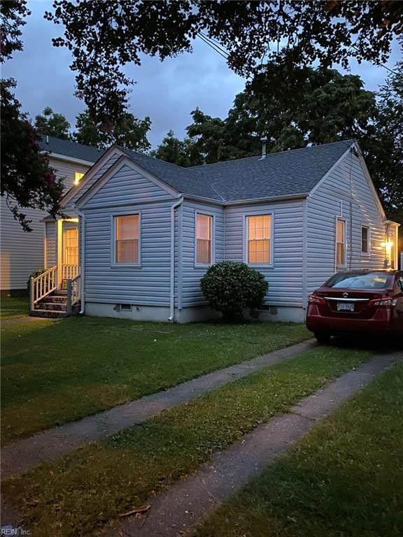 2730 Keller Ave, Norfolk, VA 23509 (#10388820) :: Crescas Real Estate