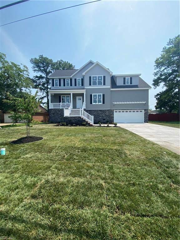 9 Wind Mill Point Rd, Hampton, VA 23664 (MLS #10389039) :: Howard Hanna Real Estate Services