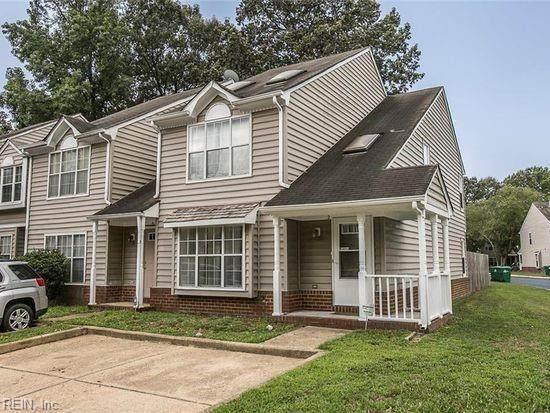7 Gold Leaf Pl, Hampton, VA 23666 (#10389506) :: Crescas Real Estate