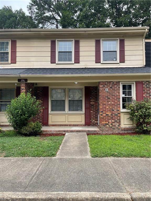 396 Circuit Ln D, Newport News, VA 23608 (#10390523) :: Momentum Real Estate