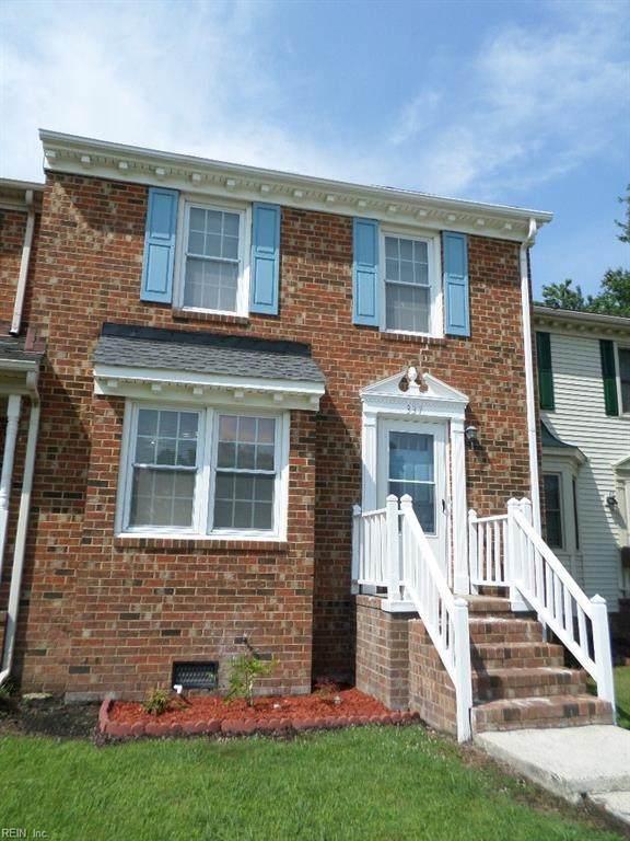 337 San Roman Dr, Chesapeake, VA 23322 (#10391641) :: RE/MAX Central Realty