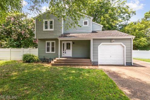 2 Crossbow Ct, Newport News, VA 23602 (#10391695) :: The Kris Weaver Real Estate Team