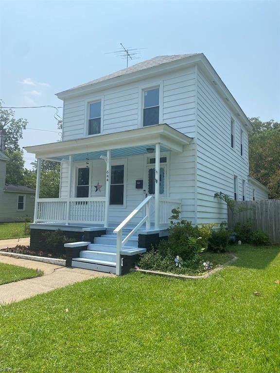 644 Douglas Ave, Portsmouth, VA 23707 (#10391925) :: Kristie Weaver, REALTOR