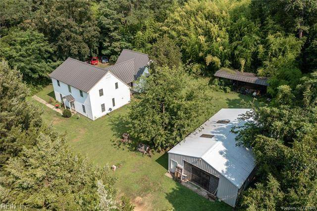 632 Mill Wharf Rd, Middlesex County, VA 23176 (MLS #10392666) :: Howard Hanna Real Estate Services