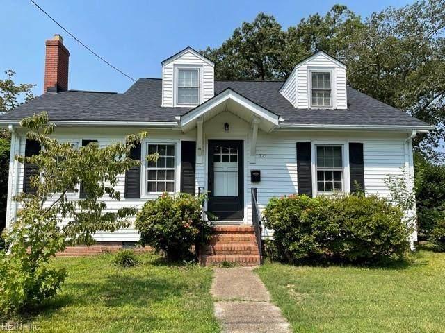 325 Brightwood Ave, Hampton, VA 23661 (#10392838) :: Judy Reed Realty