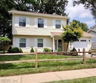 1302 Eaglewood Dr, Virginia Beach, VA 23454 (MLS #10393278) :: Howard Hanna Real Estate Services