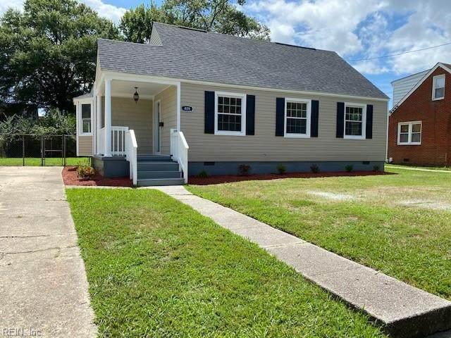 409 Beck St, Norfolk, VA 23503 (#10397820) :: Austin James Realty LLC