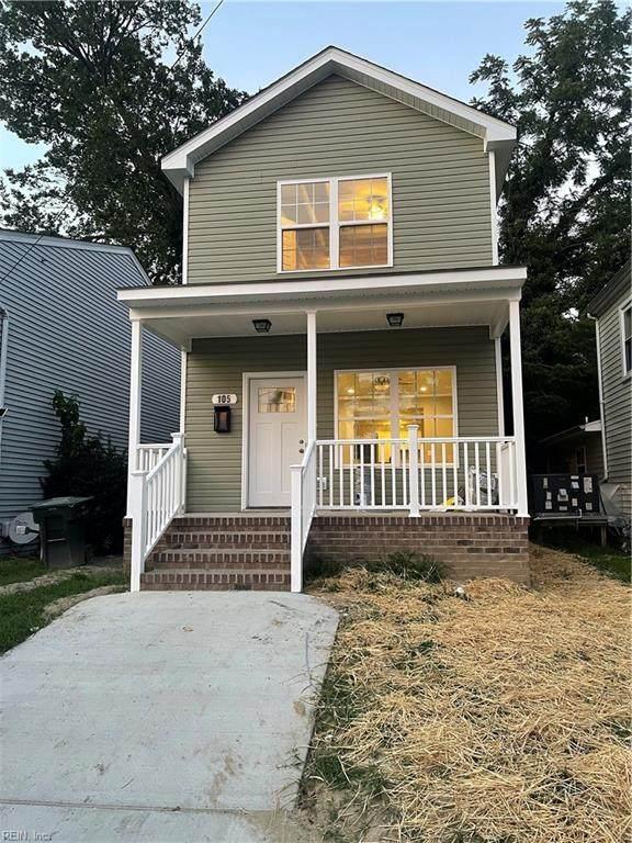105 E County St, Hampton, VA 23663 (#10398679) :: The Kris Weaver Real Estate Team