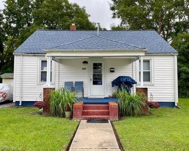 610 New York Ave, Hampton, VA 23661 (#10399754) :: The Kris Weaver Real Estate Team