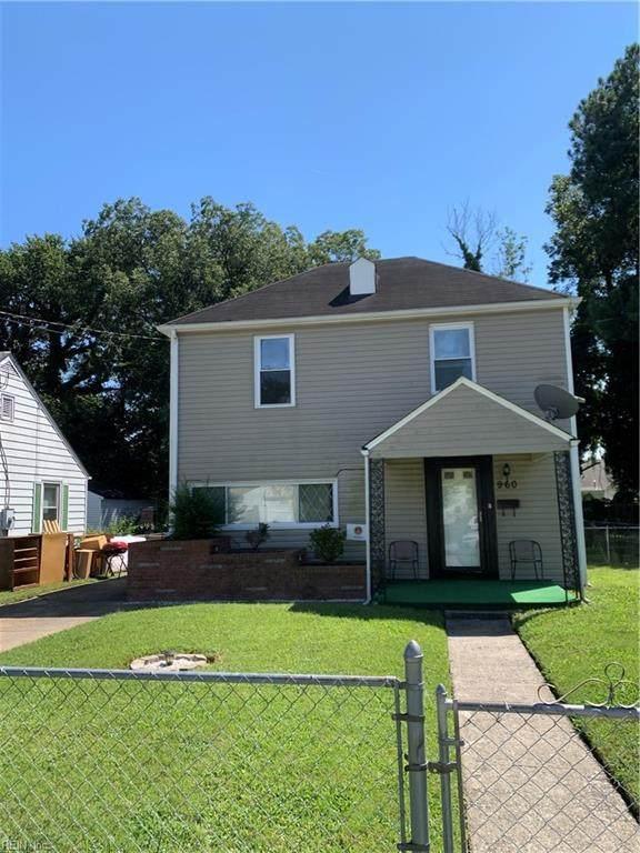 960 16th St, Newport News, VA 23606 (#10399988) :: Atlantic Sotheby's International Realty