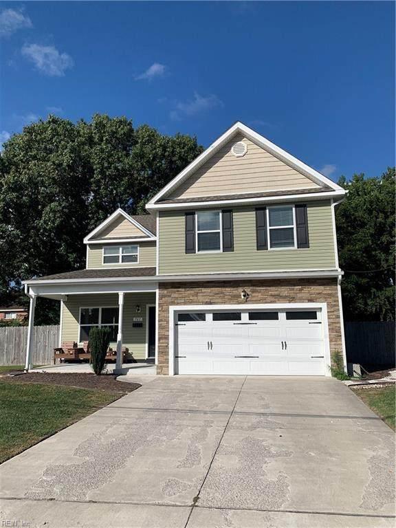 761 Hilltop Rd, Virginia Beach, VA 23454 (#10401873) :: Team L'Hoste Real Estate