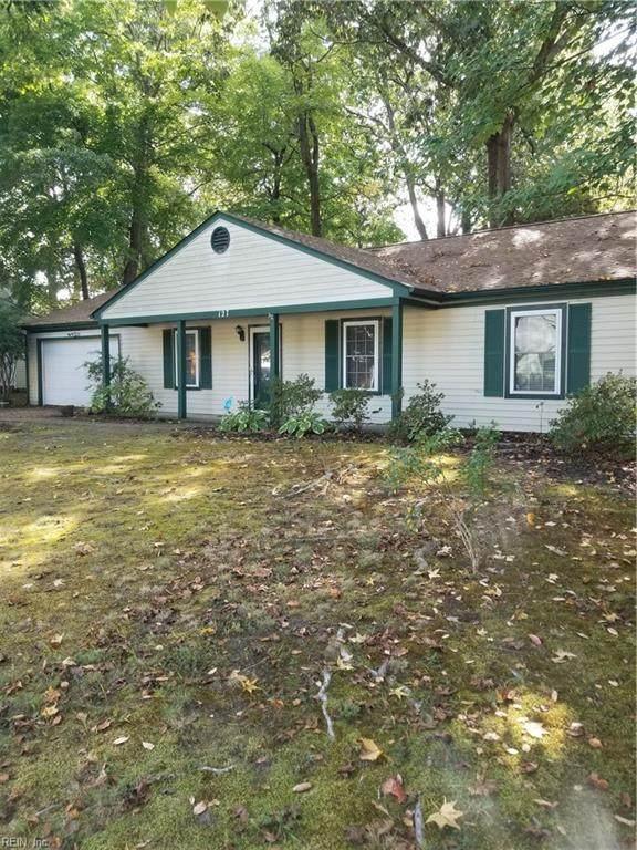 127 Quaker Rd, Hampton, VA 23669 (#10406858) :: Atlantic Sotheby's International Realty