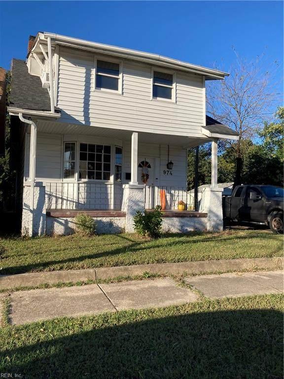 974 Philpotts Rd, Norfolk, VA 23513 (#10407012) :: Austin James Realty LLC