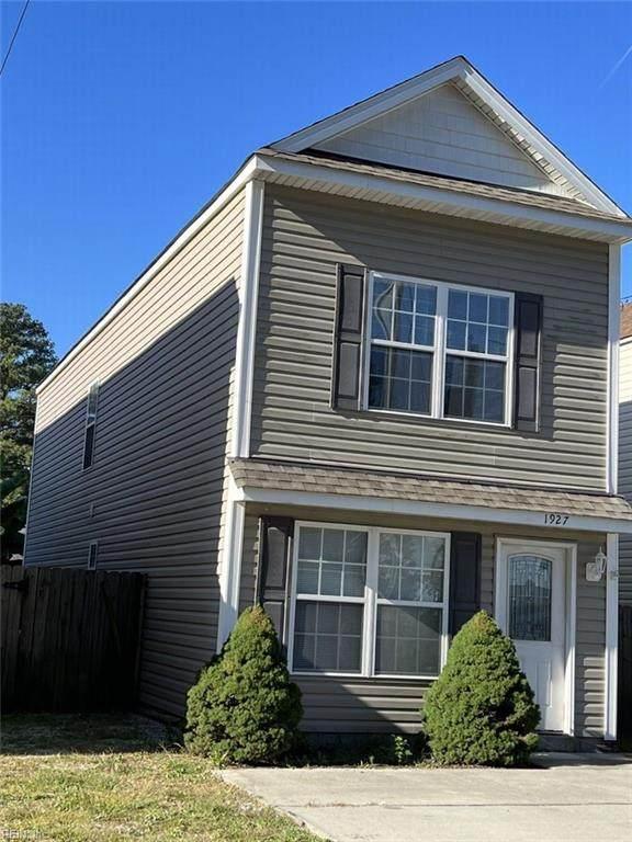 1927 Weber Ave, Chesapeake, VA 23323 (MLS #10407507) :: AtCoastal Realty
