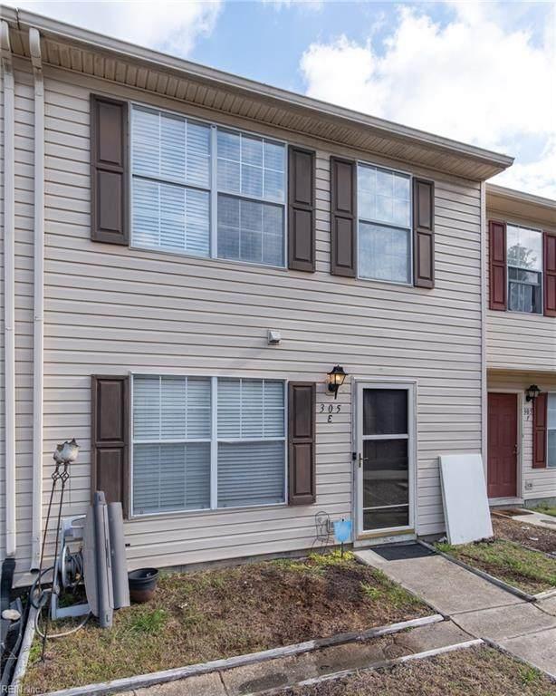 305 Civil Ct E, Newport News, VA 23608 (#10408250) :: The Bell Tower Real Estate Team
