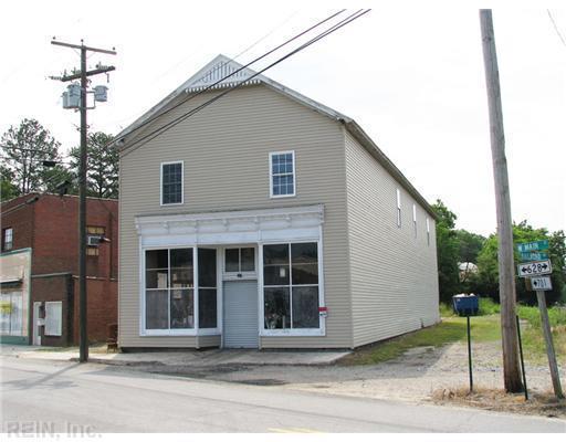 237 W Main St W, Sussex County, VA 23888 (MLS #1123930) :: AtCoastal Realty