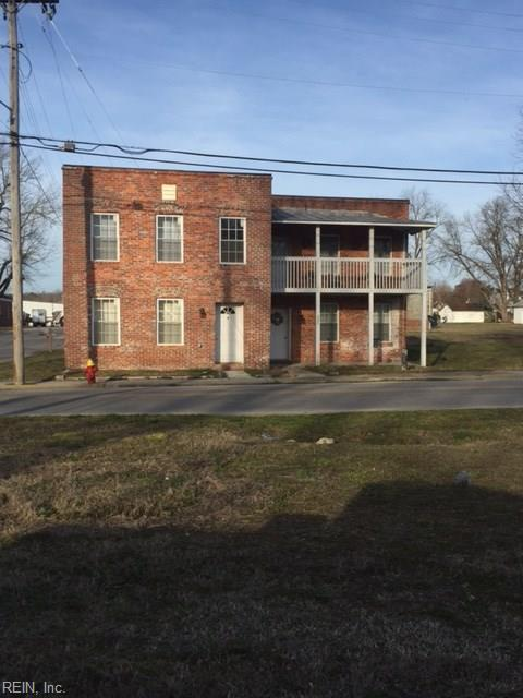 337 Railroad Ave, Sussex County, VA 23888 (#1123938) :: Abbitt Realty Co.