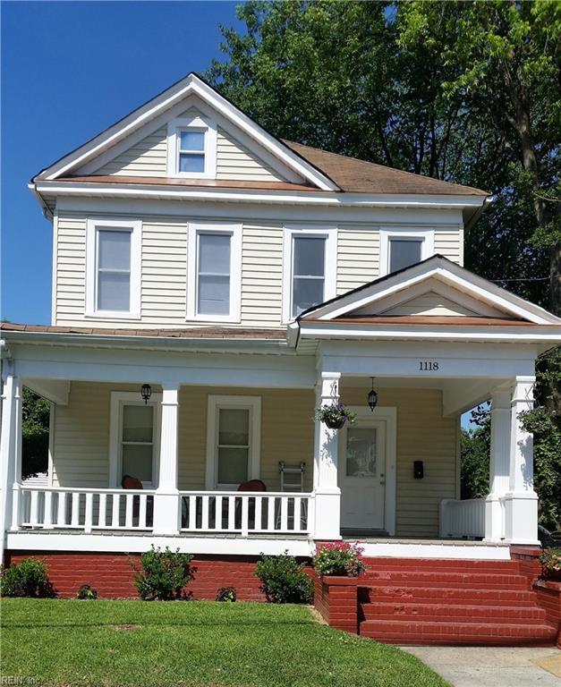 1118 Rodgers St, Chesapeake, VA 23324 (#10104347) :: Rocket Real Estate