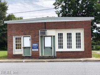 18194 Virginia Ave, Southampton County, VA 23828 (#10163230) :: The Kris Weaver Real Estate Team