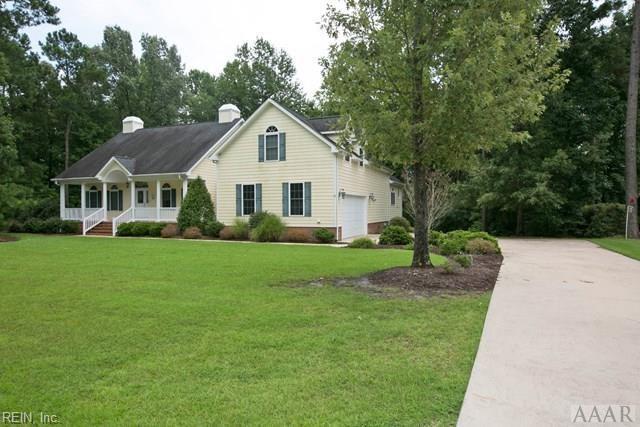 123 Morgana Dr, Perquimans County, NC 27944 (MLS #10178294) :: Chantel Ray Real Estate