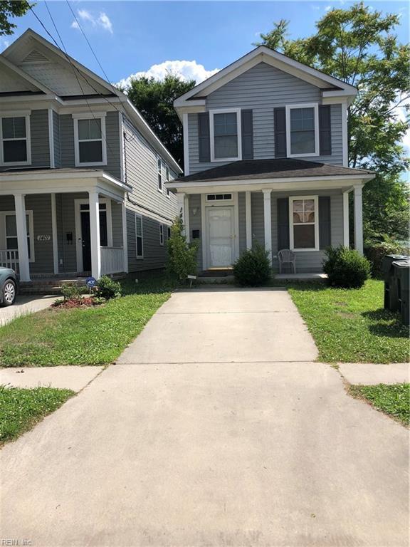 1405 Cary Ave, Norfolk, VA 23504 (MLS #10205231) :: Chantel Ray Real Estate