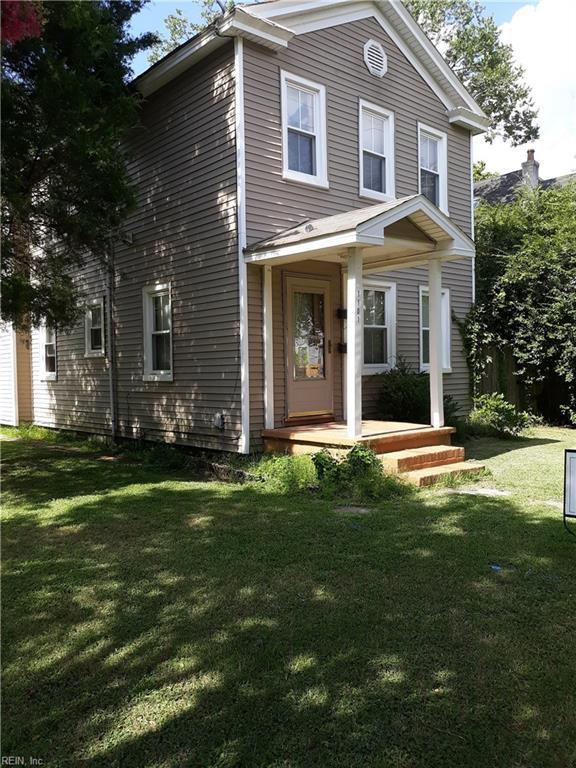 1101 Park Ave, Chesapeake, VA 23324 (#10208166) :: Abbitt Realty Co.