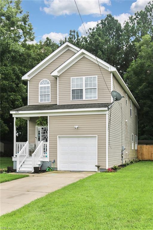 131 Charlotte Ave, Suffolk, VA 23434 (#10217184) :: Abbitt Realty Co.