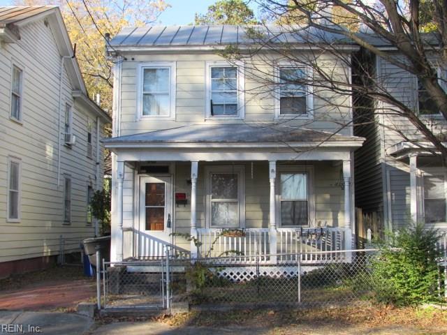 1912 North St, Portsmouth, VA 23704 (#10229587) :: RE/MAX Alliance