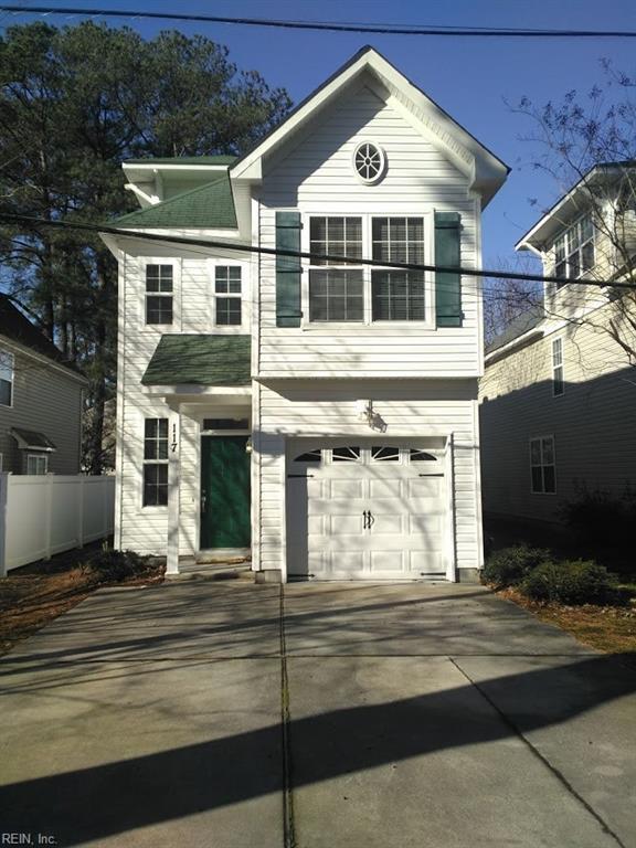 117 S Fir Ave, Virginia Beach, VA 23452 (#10230089) :: Austin James Real Estate