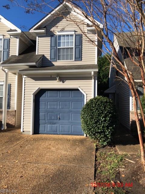 6 Aster Way #3, Hampton, VA 23663 (#10231961) :: Momentum Real Estate