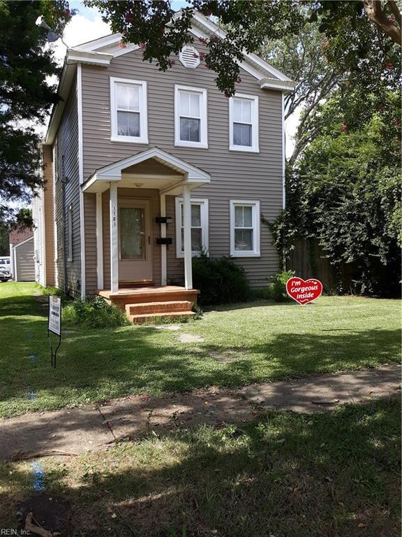 1101 Park Ave, Chesapeake, VA 23324 (#10240969) :: Abbitt Realty Co.