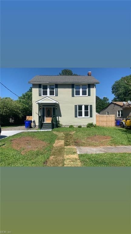1558 Halstead Ave, Norfolk, VA 23502 (MLS #10241928) :: AtCoastal Realty