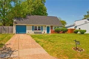 833 Round Bay Rd, Norfolk, VA 23502 (MLS #10247617) :: AtCoastal Realty