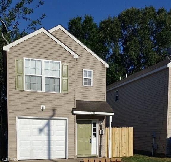 4134 Everett St, Chesapeake, VA 23324 (#10251875) :: Abbitt Realty Co.