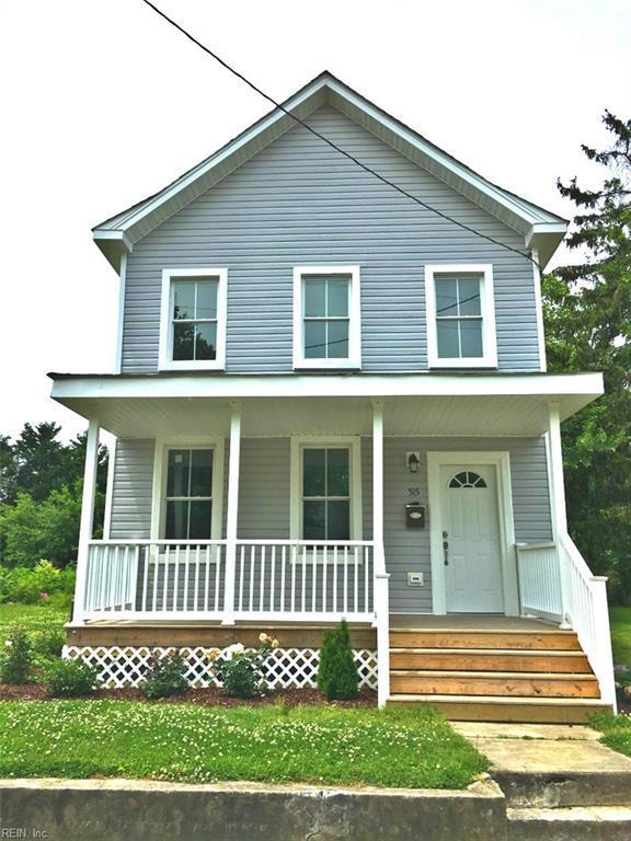 515 Eaton St, Hampton, VA 23669 (#10259264) :: Abbitt Realty Co.