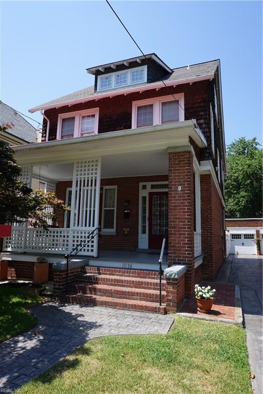 1036 Naval Ave, Portsmouth, VA 23704 (#10263603) :: The Kris Weaver Real Estate Team