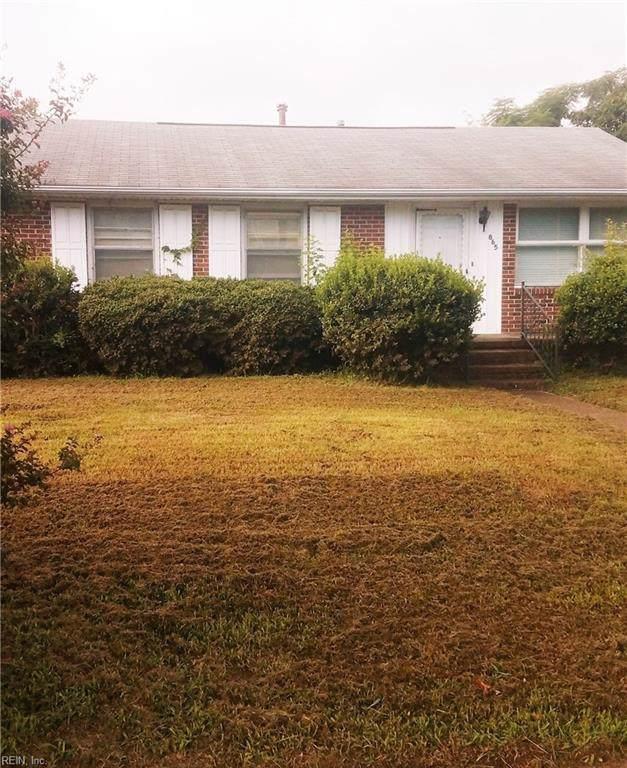865 Tifton St, Norfolk, VA 23513 (#10270255) :: Abbitt Realty Co.