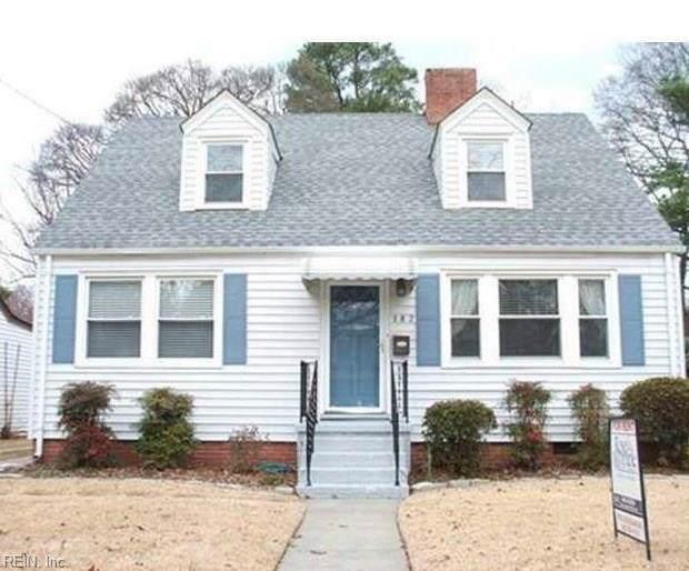 182 W Lorengo Ave, Norfolk, VA 23503 (#10282872) :: Rocket Real Estate