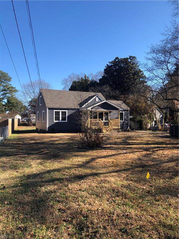 107 Cypress Rd, Portsmouth, VA 23701 (MLS #10292866) :: Chantel Ray Real Estate