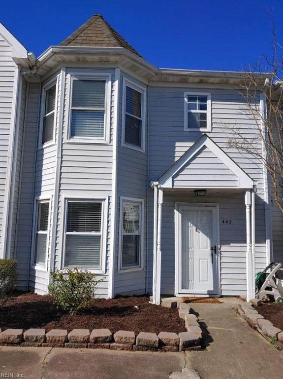 443 Greenview Dr, Virginia Beach, VA 23462 (#10311043) :: The Kris Weaver Real Estate Team