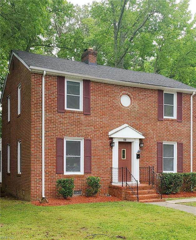 56 Stratford Rd, Newport News, VA 23601 (#10321181) :: Abbitt Realty Co.