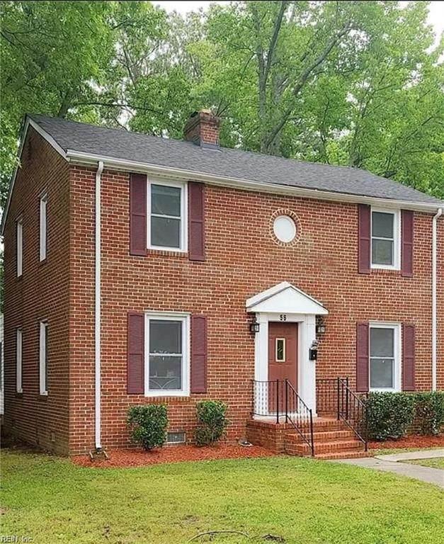56 Stratford Rd, Newport News, VA 23601 (#10331027) :: Gold Team VA