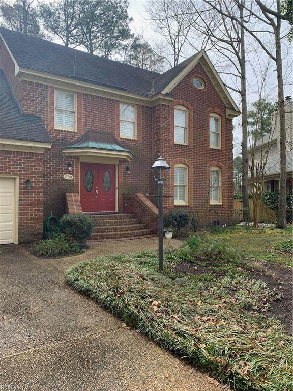 309 Honey Locust Way, Chesapeake, VA 23320 (#10368984) :: Berkshire Hathaway HomeServices Towne Realty