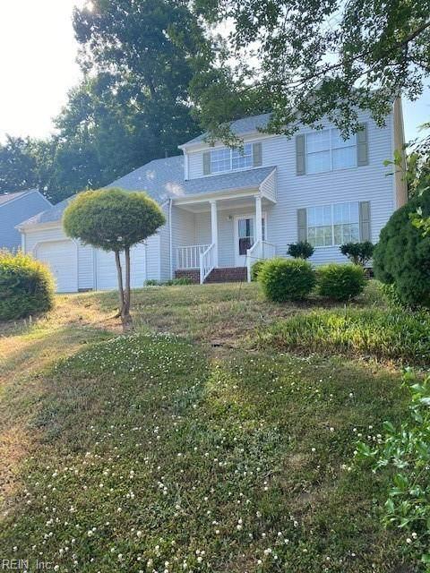811 Lantern Pl, York County, VA 23185 (#10379042) :: Austin James Realty LLC
