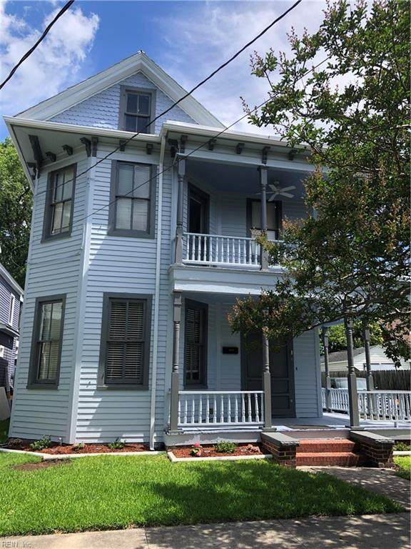 1016 Crawford Pw, Portsmouth, VA 23704 (#10388659) :: Berkshire Hathaway HomeServices Towne Realty